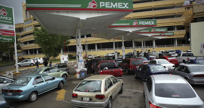 Zacatecas es una de las entidades afectadas con desabasto de gasolina. Foto: Cuartoscuro