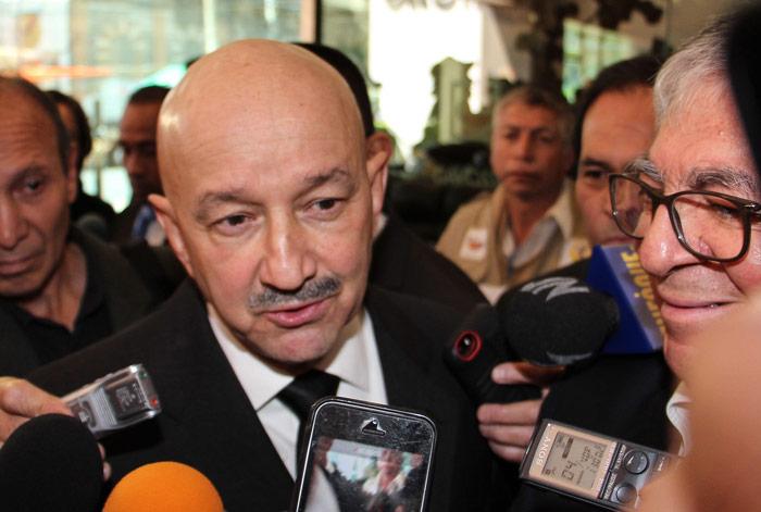 Carlos Salinas. Dinero de la familia en la Reforma Energética. Foto: Cuartoscuro