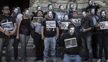 protestas Rubén Oaxaca 2