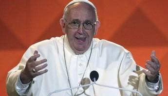 el Papa en EU