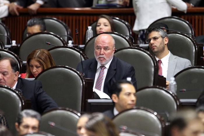 Manuel Clouthier Carrillo se convirtió en el primer Diputado independiente en la historia moderna de México. Foto: Luis Barrón, SinEmbargo