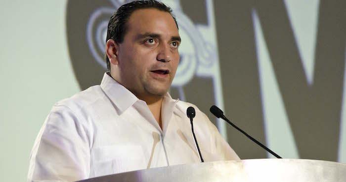 El priista Roberto Borge Angulo, Gobernador de Quintana Roo. Foto: Cuartoscuro