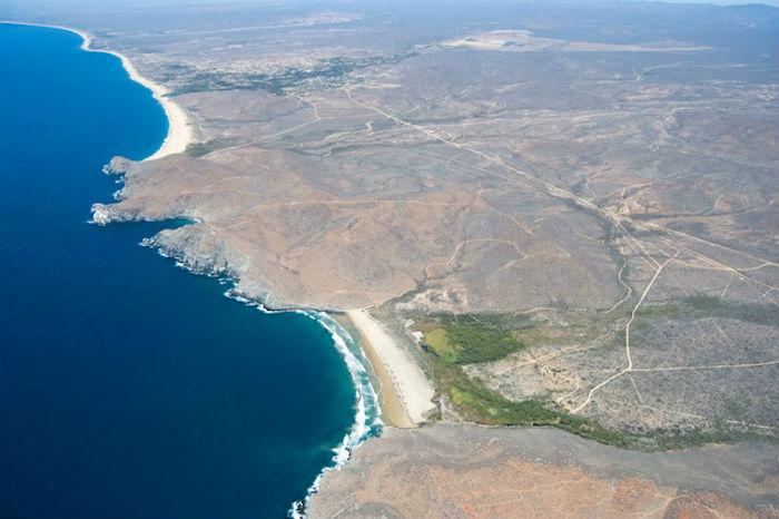 El proyecto se enmarca en el extremo sur de la ciudad de la Península de Baja California. Foto: Tomada de Internet