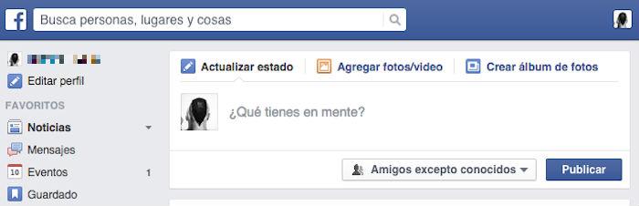 Odiado u amado, pero el newsfeed de Facebook es usado por millones de cibernautas, incluso sin que ellos lo sepan. Foto: SinEmbargo