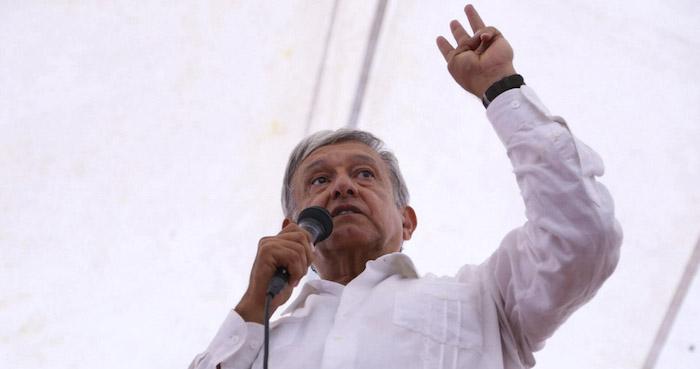 Andrés Manuel López Obrador. Foto: Cuartoscuro