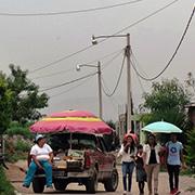Rosalba Pineda sera? la pro?xima Alcaldesa de Chimalhuaca?n. Al igual que sus predecesores, proviene de Antorcha Campesina. Foto: Humberto Padgett, Sinembargo