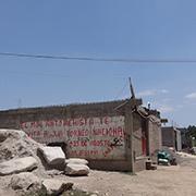 Los supuestos beneficiarios de Antorcha Campesina son obligados a participar en los eventos poli?ticos y sociales de la organizacio?n . Foto: Humberto Padgett, Sinembargo