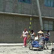 Colonia La Joya, en Chimalhuaca?n. Foto: Humberto Padgett, Sinembargo
