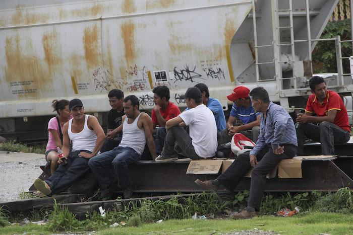 Los migrantes que huyen de la violencia han encontrado en los últimos meses que las rutas conocidas han sido bloqueadas. Foto: Cuartoscuro.