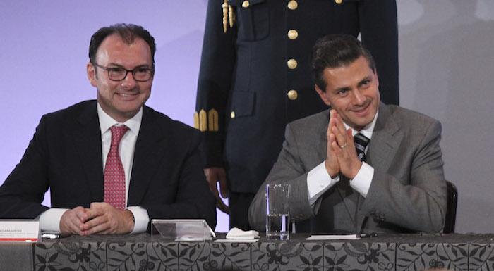 El secretario de Hacienda presentó el Presupuesto el mes pasado. Foto: Cuartoscuro