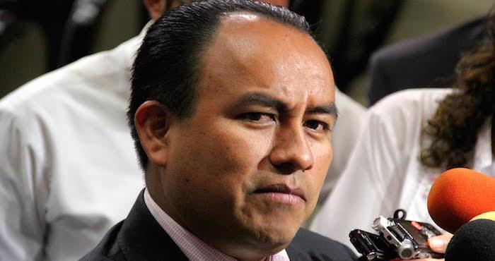 Sergio López Sánchez. Foto: Luis Barrón, SinEmbargo