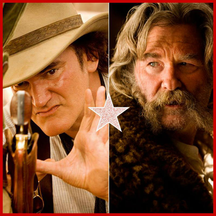 Kurt Russell, renacido por Tarantino. Foto: Facebook