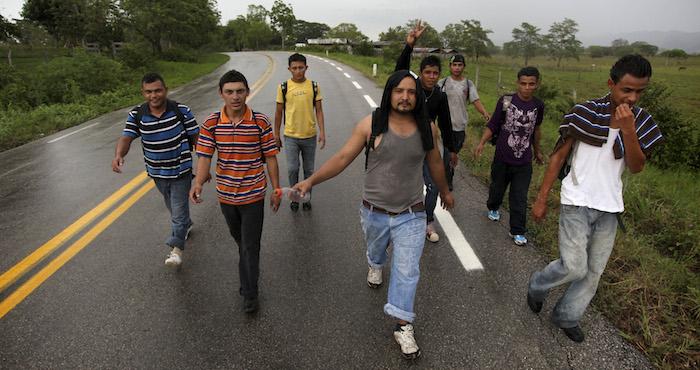 """""""México se está convirtiendo en la primera opción para quedarse para quienes vienen de Centroamérica"""". Foto: Cuartoscuro"""