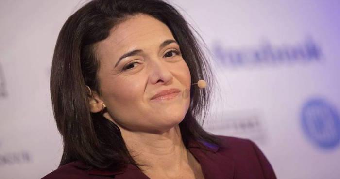 La directora operativa de Facebook, Sheryl Sandberg. Foto: Archivo/EFE