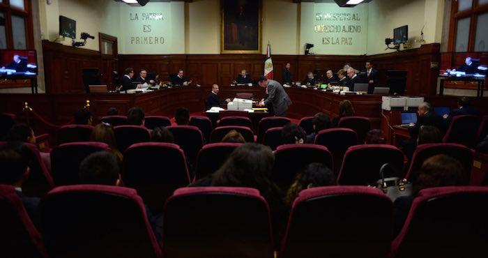 Un Ministro de la Suprema Corte negó la controversia interpuesta por el Alcade de Tlaquiltenango. Foto: Cuartoscuro