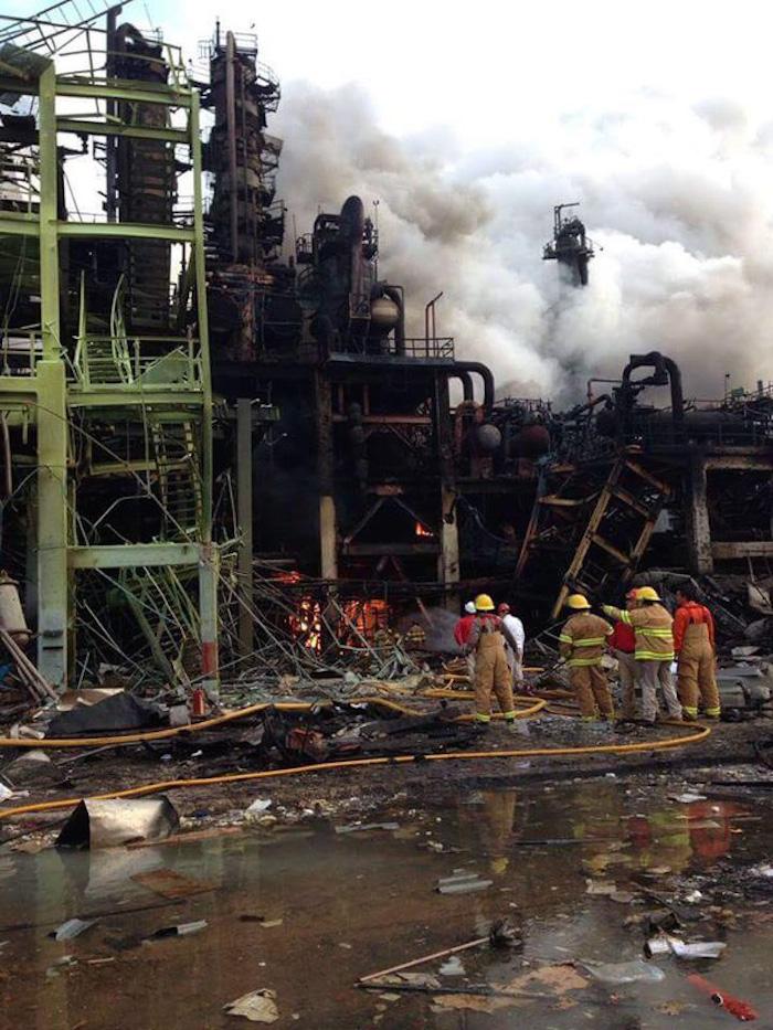 De momento, no se han revelado reacciones negativas de parte de ningún banco de inversión ante el impacto del accidente en la planta de Veracruz. Foto: Cuartoscuro