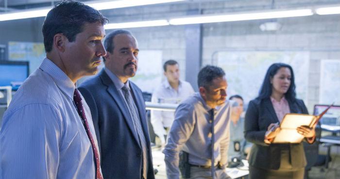 John Rayburn (impresionante Kyle Chandler) hará lo indecible para esconder su crimen. Foto: Netflix