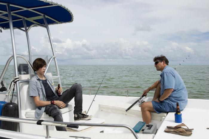 Y de pronto aparece Nolan, el hijo desconocido de Danny. Foto: Netflix