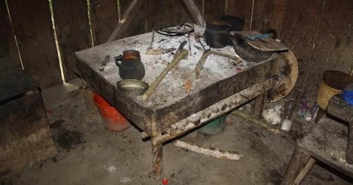 El fogón de don Macario. Foto: BlogExpediente.