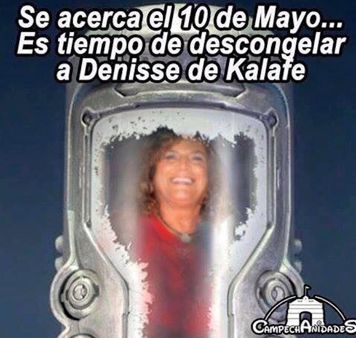"""Qué nervios! Ya mañana es el gran día de Denisse de Kalafe"". Foto: Twitter vía @GabrielSottero"