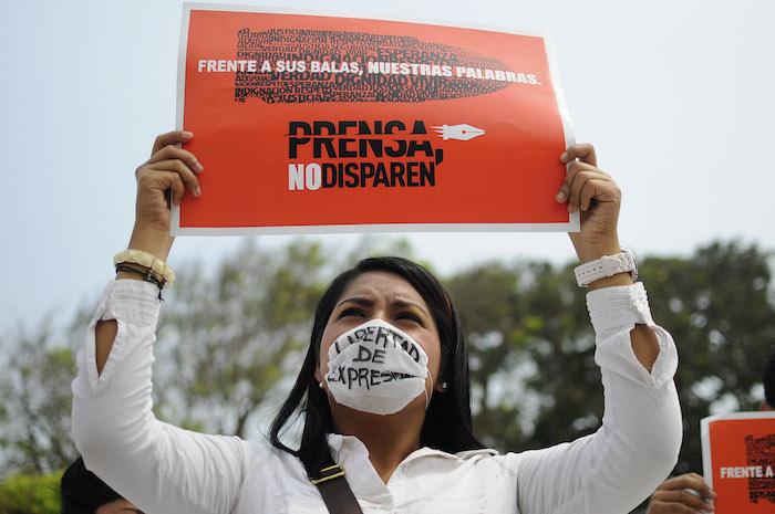 La CNDH alertó que en lo que va del año suman ya 7 periodistas asesinados. Foto: Cuartoscuro