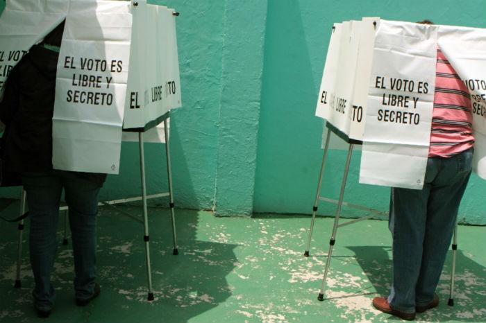 El 5 de junio destacó la alta participación en estados que presentan alternancia. Foto: Valentina López, SinEmbargo