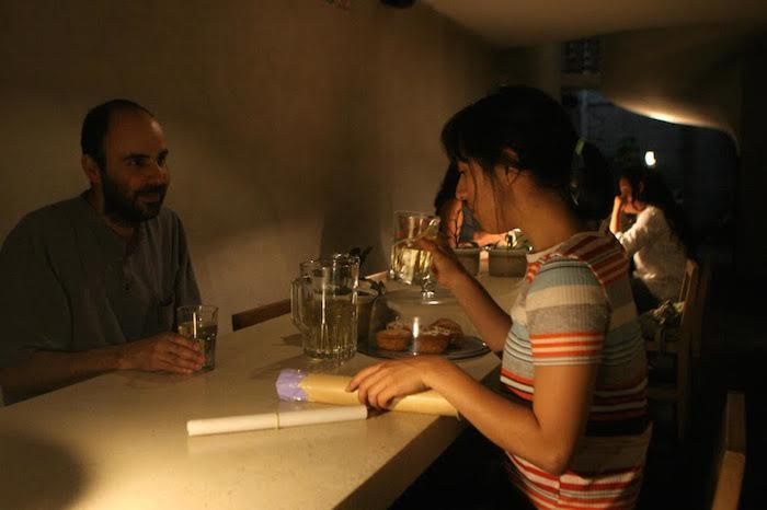 ¿Una cita o una junta? Foto: Valentina López, SinEmbargo.