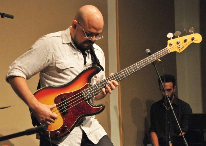 El disco fue presentado en la Fonoteca Nacional. Foto: Ramona Miranda / Secretaría de Cultura