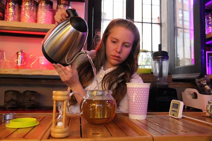 La botica del té. Foto: Luis Barrón, SinEmbargo.