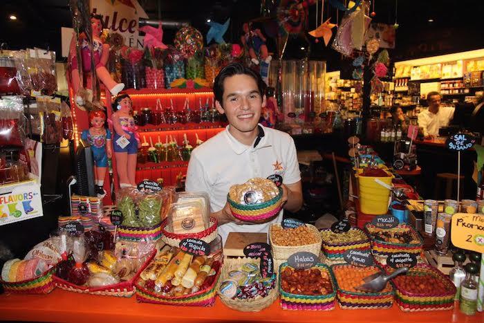Dulces típicos de marcado. Foto: Luis Barrón, SinEmbargo