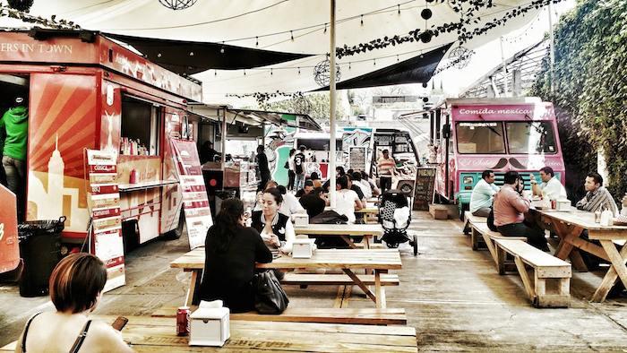 Muchas opciones a buenos precios. Foto: Food Trucks House