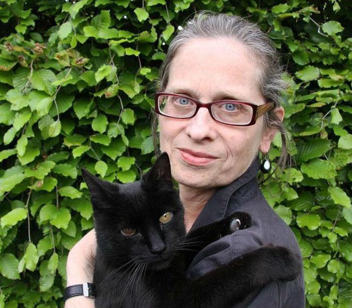 Lydia Davis, una de las mejores cuentistas estadounidenses de la actualidad. Foto: efe