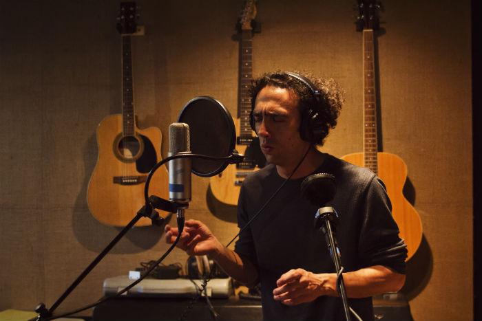 Juan Pablo Villa, uno de los más talentosos y creativos cantantes mexicanos. Foto: Especial