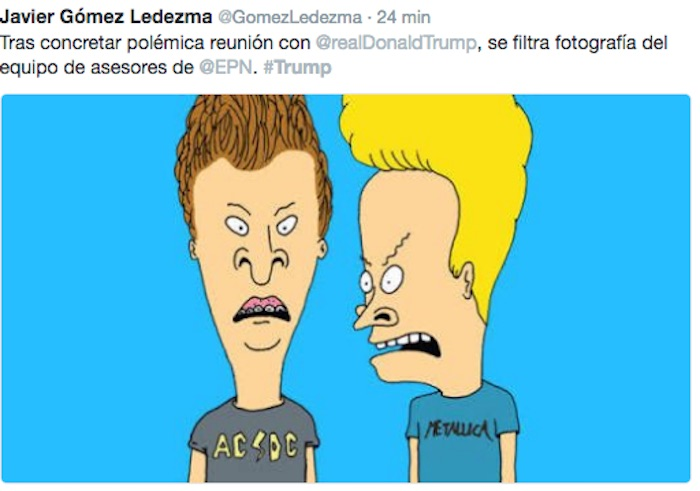Foto: Twitter vía @GomezLedezma