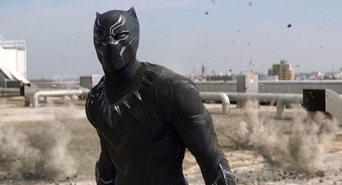 Black Panther, en Capitán América: Civil War. Foto: ElDiario.es