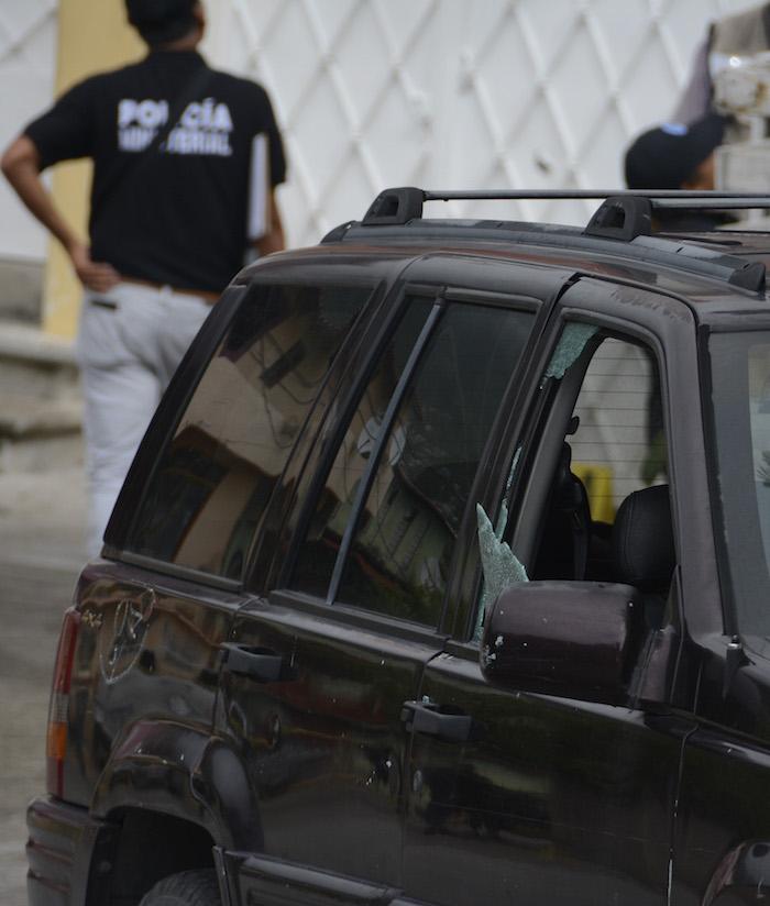 """el gobernador Héctor Astudillo Flores confirmó la salida de los policías federales de varios municipios del estado, lo que consideró que """"no es algo que vaya a traer beneficios"""" por la inseguridad que vive la entidad. Foto: Cuartoscuro"""