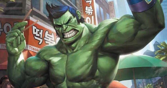 Amadeus Cho, el joven asiático que planta cara al Hulk de Bruce Banner. Foto: ElDiaro.es