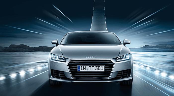 El Audi TT 2.0 –con asientos de piel– se vende en México por un millón 29 mil 900 pesos. Foto: Audi.