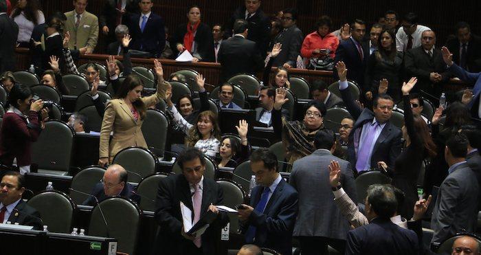 """Los diputados federales tendrán un """"premio"""" adicional este fin de año. Foto: Cuartoscuro."""