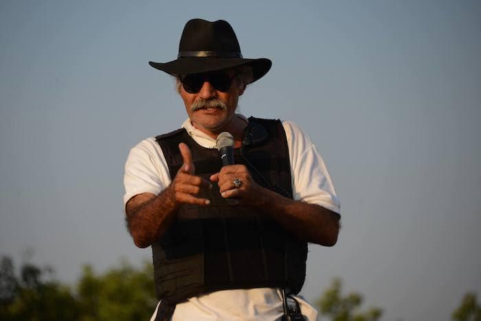 Mireles Valverde, el ex líder de las autodefensas de Tepalcatepec hoy continúa preso y es considerado por organizaciones humanitarias como un preso político.
