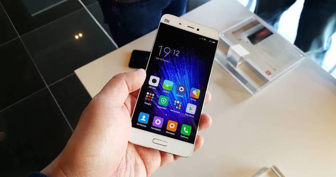 xiaomi mi5 - EU agrega a Xiaomi a lista negra por una supuesta relación con el ejército y sus acciones se desploman