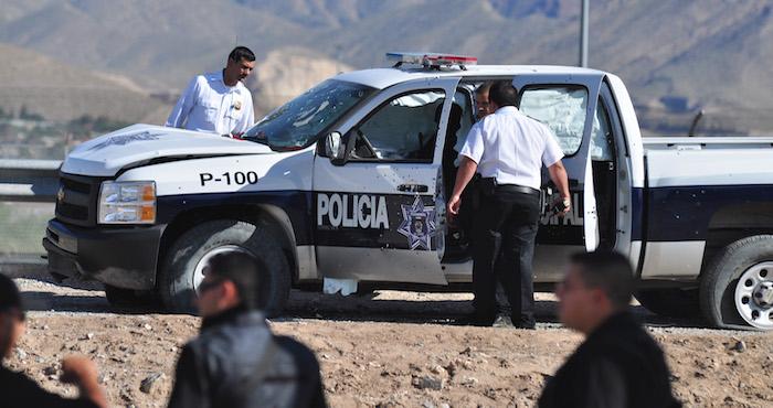 Comando embosca a policías en Bocoyna, Chihuahua; deja tres elementos muertos y un desaparecido   SinEmbargo MX