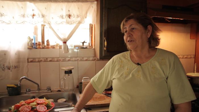 Enriqueta padece diabetes desde hace ocho años y es esposa de Jesús, quien a consecuencia de la diabetes fue amputado de ambas piernas.