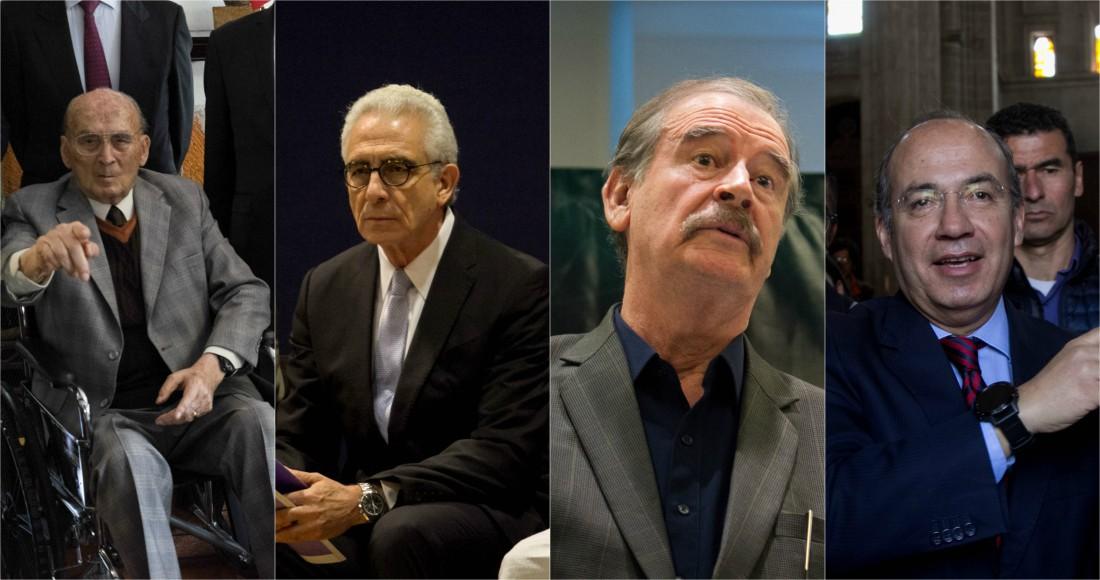 expresidentes - AMLO alista reforma para que el Gobierno absorba a organismos autónomos; tiene en la mira al IFT, INAI...