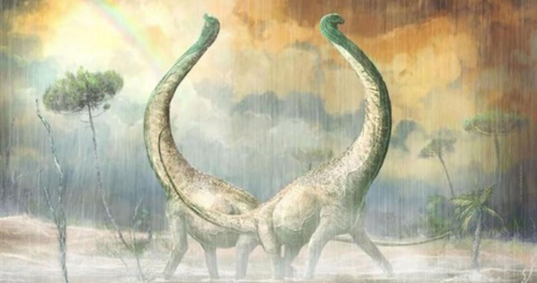 nosaurio - Con 140 millones de años, el fósil de titanosaurio más antiguo del mundo es hallado en Argentina