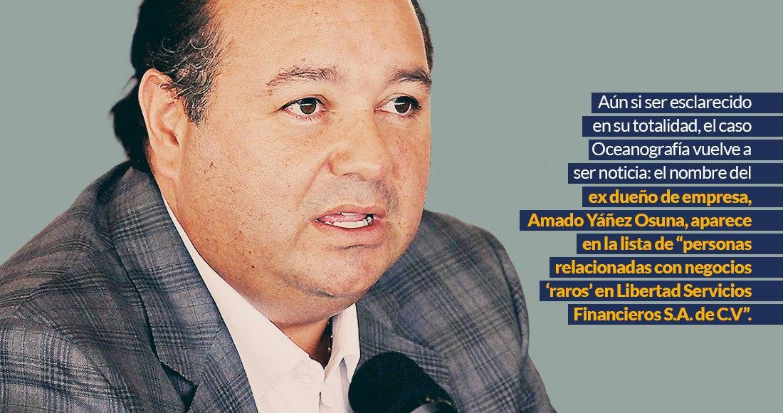 photo5006074985726453866 - Amado Yáñez, dueño de Oceanografía, es vinculado por defraudación fiscal; seguirá proceso en libertad