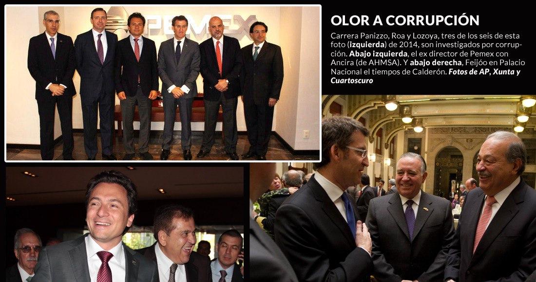 Todo terminó en derroche, fotos y sospecha de corrupción: Pemex cierra su  astillero en España | SinEmbargo MX
