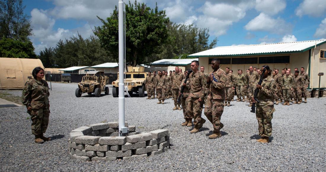milicianos atacan base de eu - Diez misiles son lanzados contra una base iraquí que es utilizada por tropas de Estados Unidos