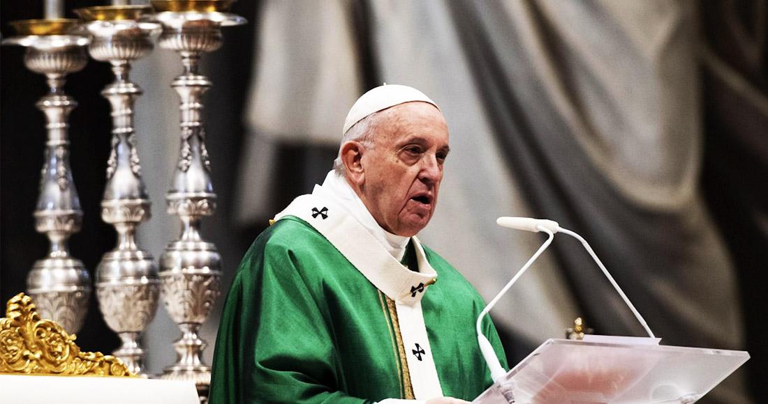 papa francisco 2 - La conmemoración del aniversario 76 de la liberación de Auschwitz se realiza en línea por la COVID-19