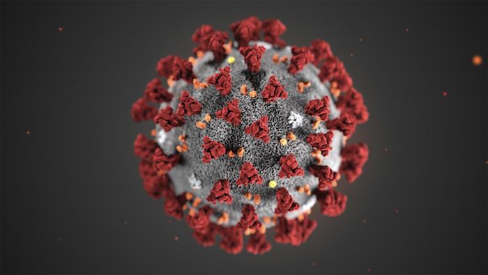 Ilustración proporcionada por los Centros para el Control y la Prevención de Enfermedades de Estados Unidos (CDC) en enero de 2020 del 2019 Novel Coronavirus (2019-nCoV). Foto: CDC vía AP, Archivo